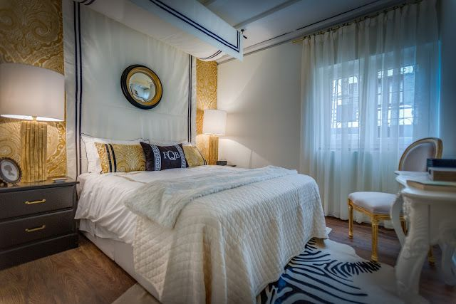 Home-Styling: Querido Mudei a Casa #2406 - Before & After - Colonial Diva - Bedroom