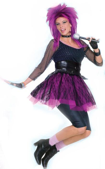 80s Funky Pop Star Costume ( VIP Fashion Australia www.vipfashionaustralia.com - international clothes shop )
