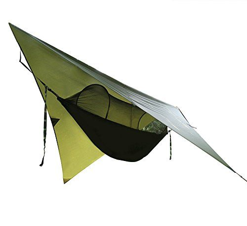 Rifrani Camping Hammock with Mosquito Net and Havelock,Double Hammock for Outdoor,Hiking,Backpacking,Backyard – Shop Camping