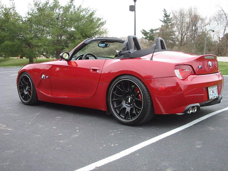 BMW Z4M With Upgrades