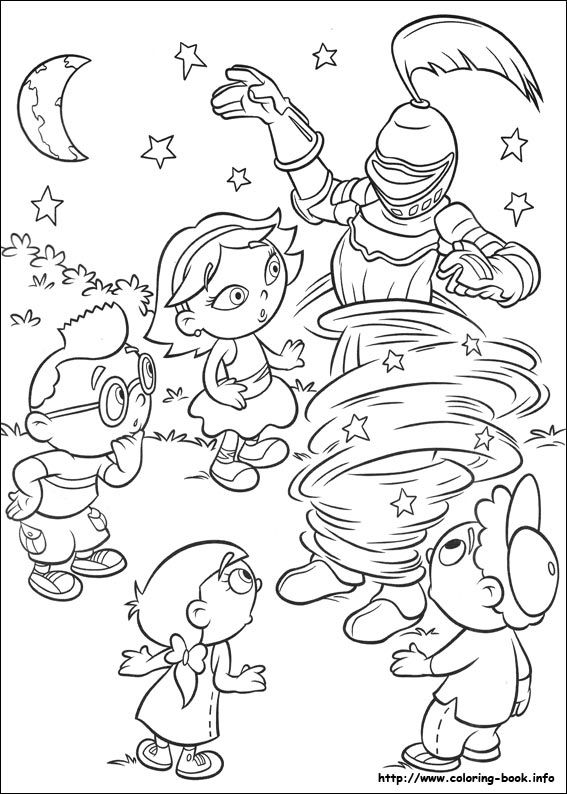 little einsteins coloring pages disney - photo#19