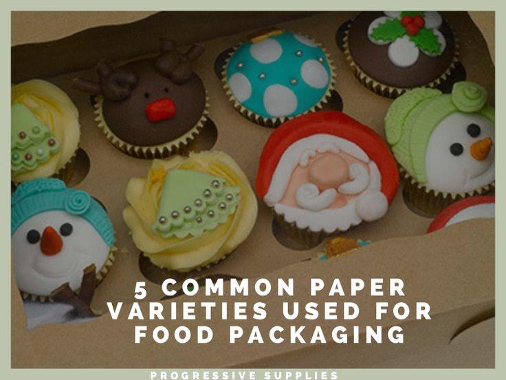 Know the common varieties of paper used in food packaging #FoodPackaging