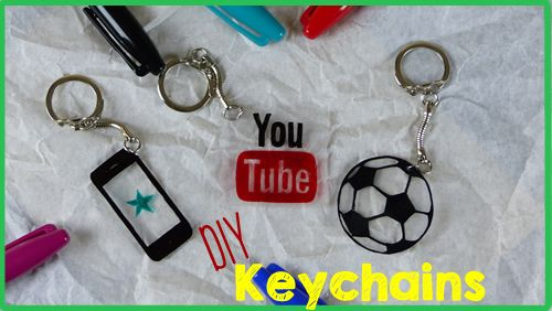 how to make personalized keychains
