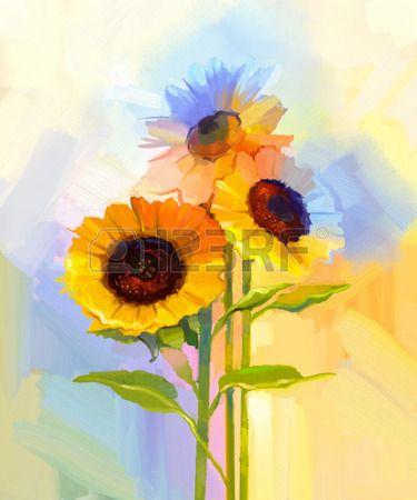 17 migliori idee su pittura di fiori a olio su pinterest for Fiori ad olio