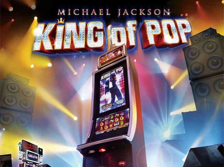 Michael Jackson is a video slot that was created by Bally. As the name suggests, the game's theme is inspired by the late king of pop Michael Jackson. It even comes with video clips and audio clips of Michael Jackson's songs. The game possesses 5 reels and 3 rows. http://free-slots-no-download.com/bally/5462-michael-jackson/