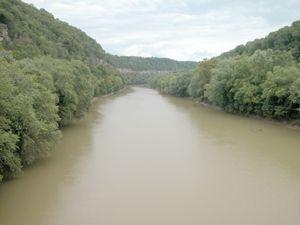 """""""Rio Kentucky"""". USA."""