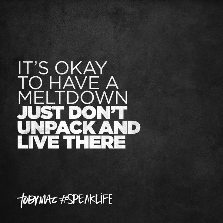 #tobymac #speaklife #quotes                              …