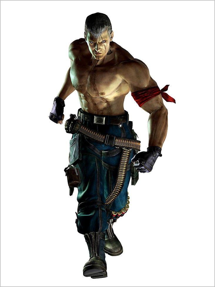 Bryan Fury 4k Wallpaper In 2020 Game Character Design Bryan Fury Game Character