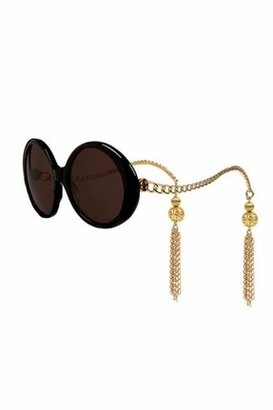 House of Harlow 1960 Sasha Sunglasses in Black