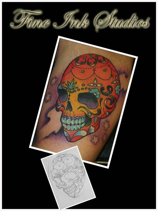 8 best rick barnett tattoo portfolio images on pinterest for Tattoo shops in orlando fl