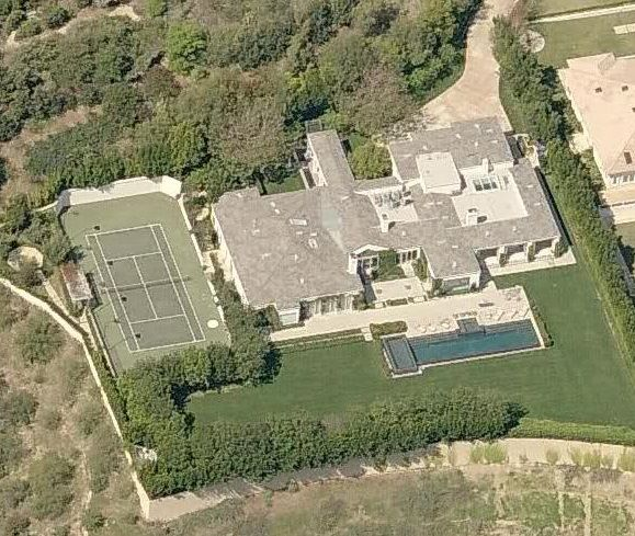 Jay Leno House Celebrity Houses City Photo Mansions