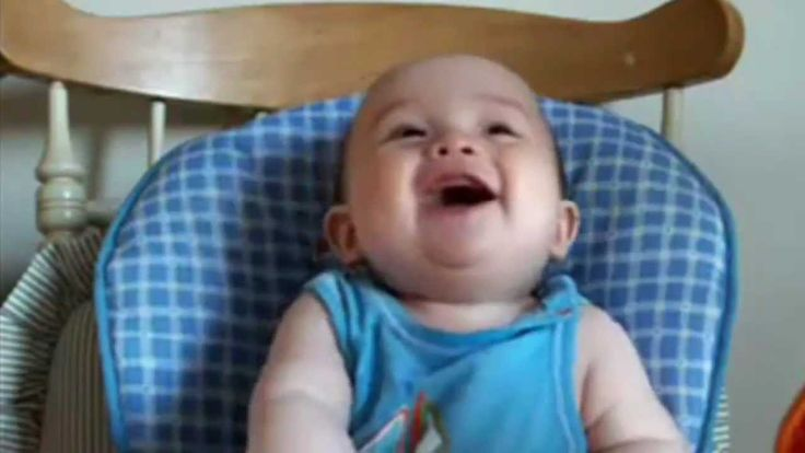 #2 is my fav, how about you????? Collection of Babies Laughing on Video
