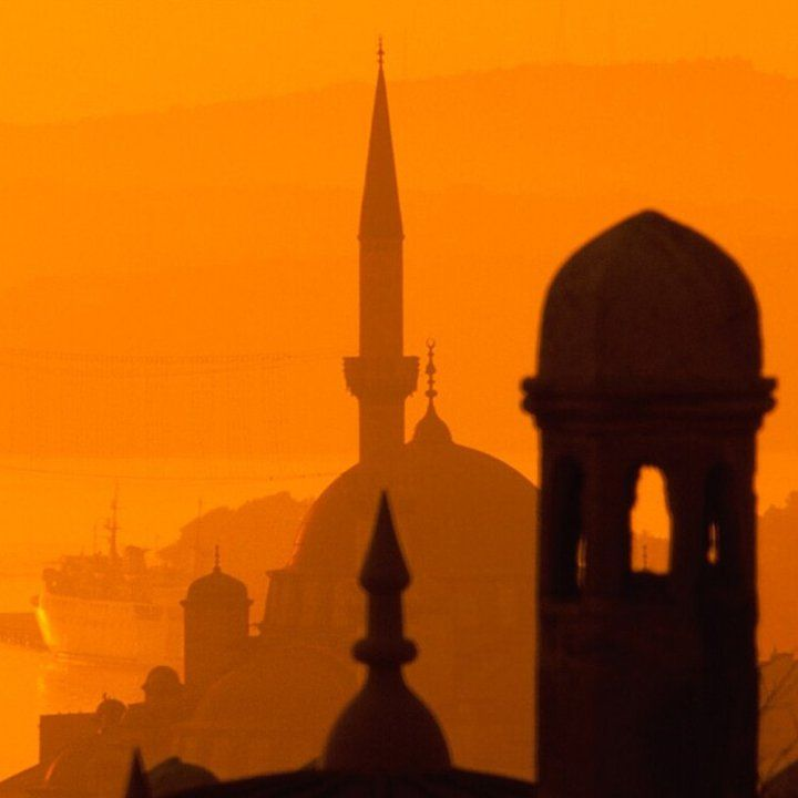 Yeni Cami (New_Mosque), Istanbul, Turkey