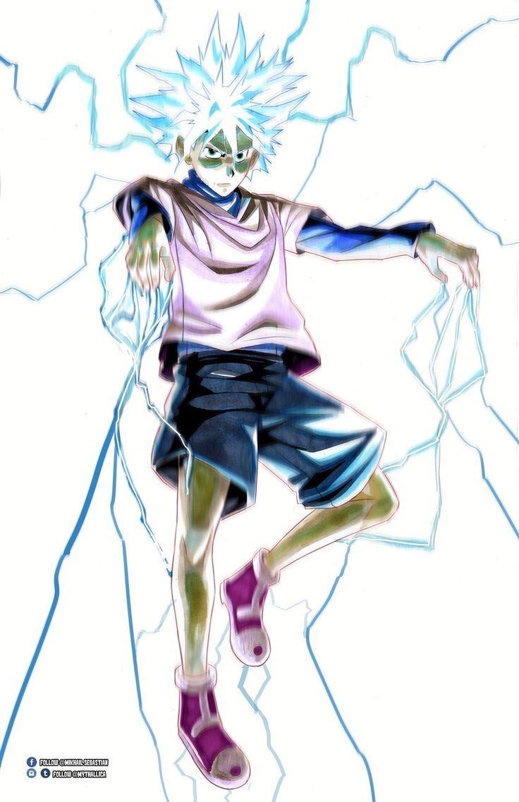 Read Manga Hunter X Hunter Hunter X Hunter  351 Online In High Quality