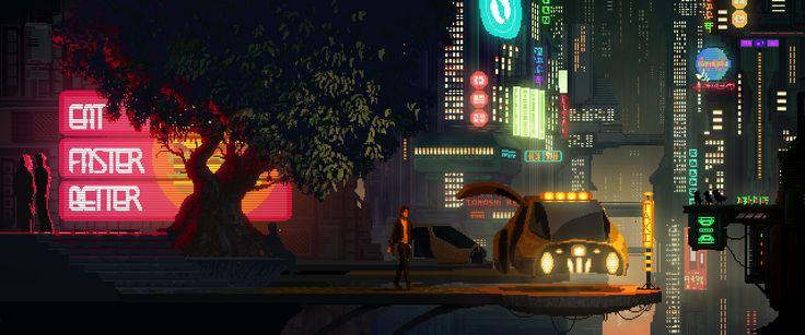 The Last Night System: PC, PS4 Status: In Development Year: TBA 2016 Developer: Odd Tales Website: oddtales.net