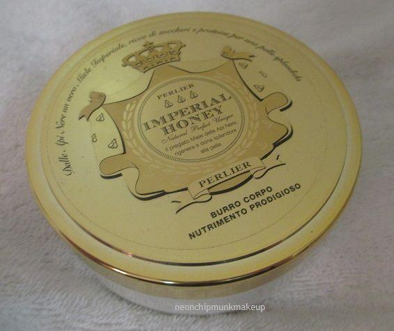 Perlier Imperial Honey Body Butter   #prsample