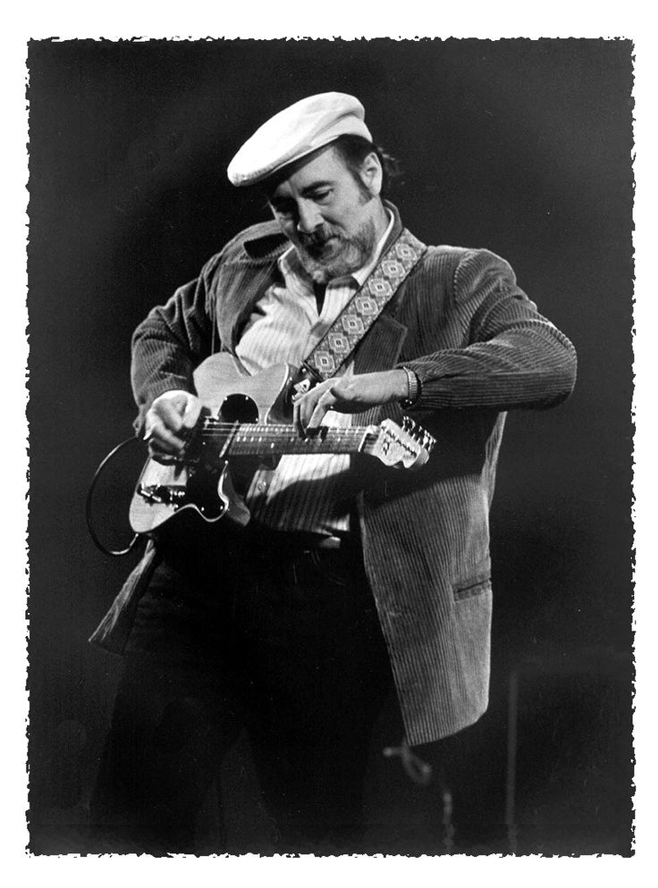 There's people who play Telecasters, and then there's Roy Buchanan.