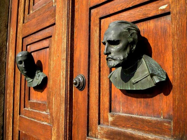 and just where do you think youu0027re going mister? & 44 best Door Knockers images on Pinterest   Door handles Door ... pezcame.com