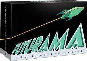 Amazon.com: Futurama: The Complete Series: Futurama: Movies & TV. So much want!