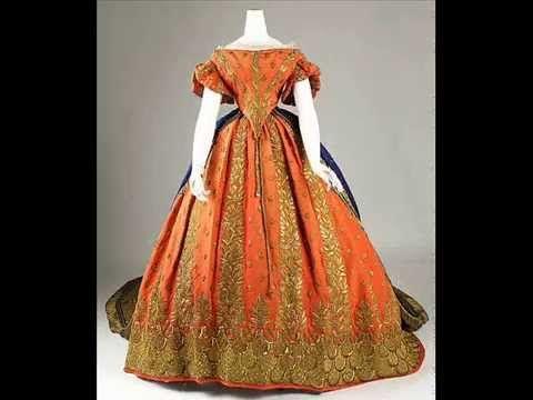 Вот эта была мода!!!!! Бальные платья......