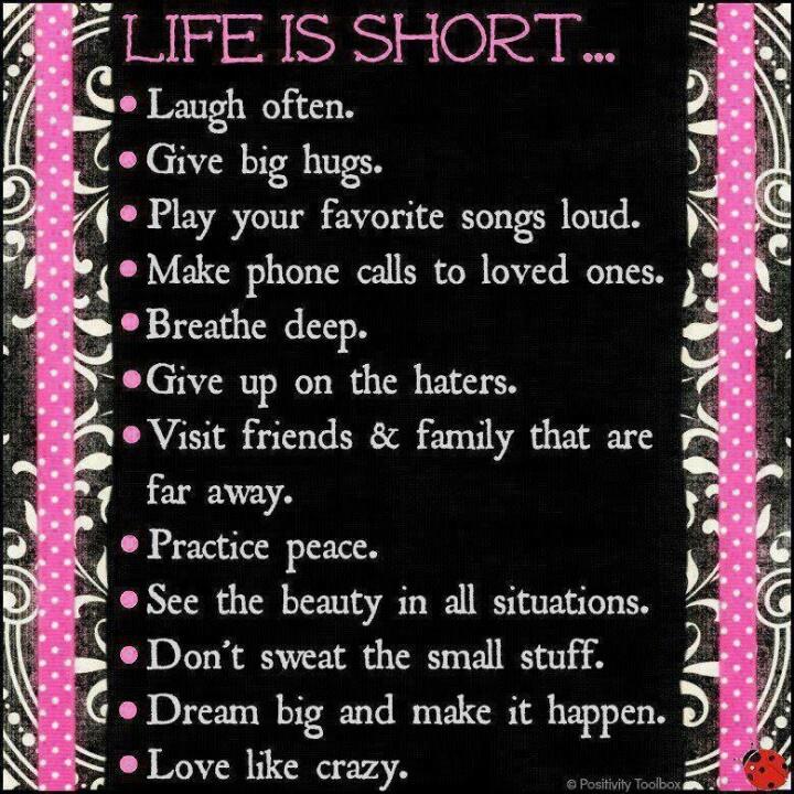 Cool sayings.....