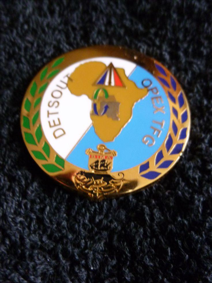 6e Bataillon d'Infanterie Marine DETSOUT MONUC BOALI