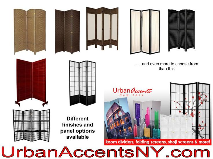 Any Of These Prefabricated Room Dividers Can Be Accessorized In Your Own Style Add Beads