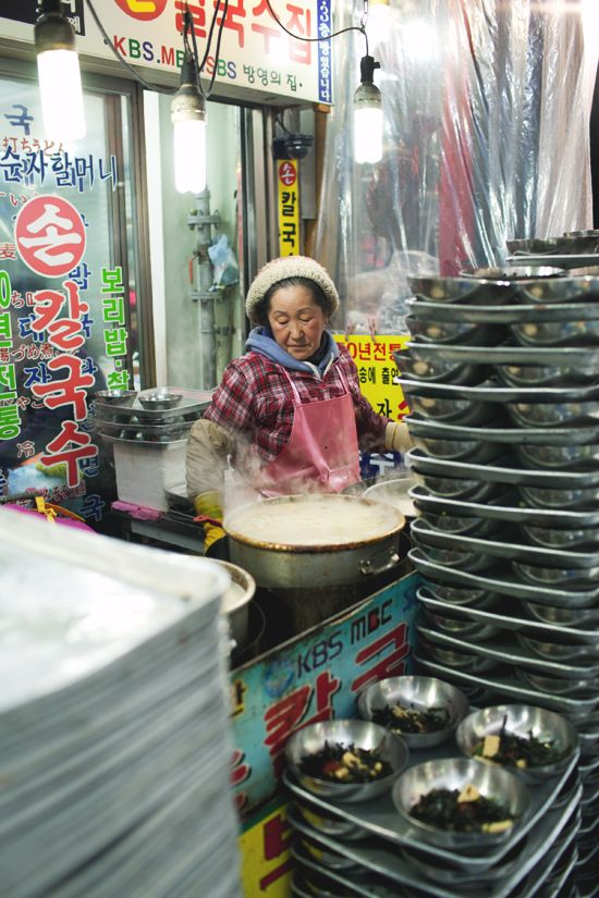 à la mode | seoul food- namdaemun market SHARE YOUR TRAVEL EXPERIENCE ON www.thetripmill.com! Be a #tripmiller!