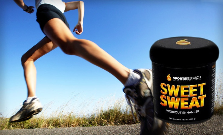 Sweet Sweat Workout Enhancer XL Jar Deal of the Day | Groupon