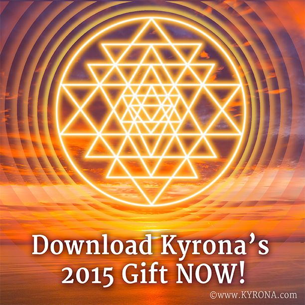 Kyrona Gifts you  this potent Celestial Resonance Transmission as a FREE MP3 DOWNLOAD.  This gift will support you throughout 2015 to flow with all astrological power portals, to receive all the frequencies, keys & codes destined for you.  Supporting you to flow more, to step more fully into the divine plan for your life!   #freehealing, #freegift, #freemusic, #lightlanguage, #celestialresonance, #astrologyof2015, #astrology, #cosmicconsciousness