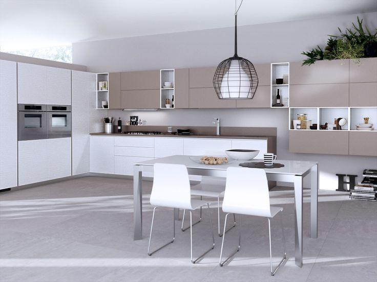 Scavolini mod Liberamente Kitchen cucina Küche konyha kuhinja