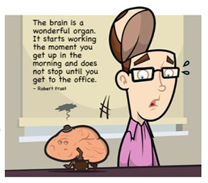 Doing some puzzle research and came across this. So true! (BrainBytes™)