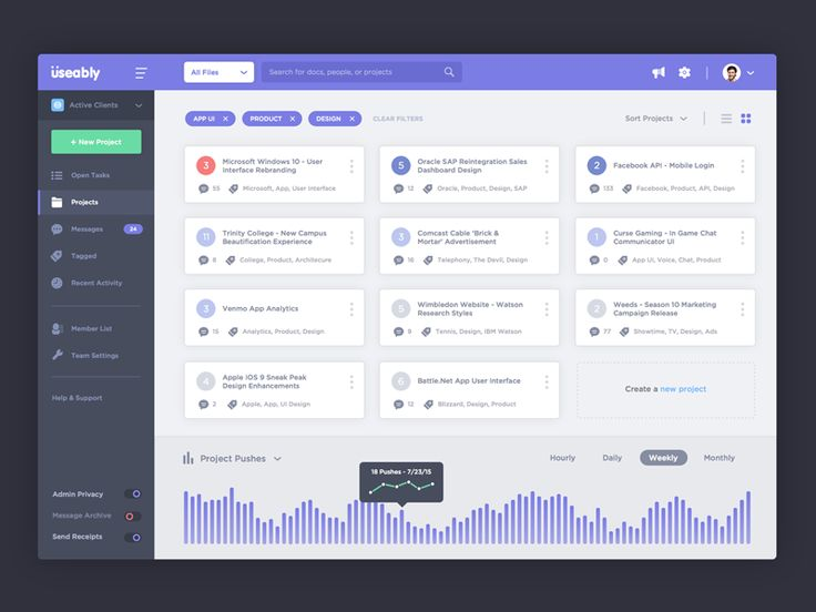 A fun client management application I've been working on over the long weekend. A definite work in progress. Hope you enjoy. Don't forget to check out the real pixels for more screens :-) Thanks ...