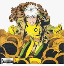 Rogue (comics) - Wikipedia, the free encyclopedia