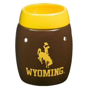 University of Wyoming Scentsy Warmer