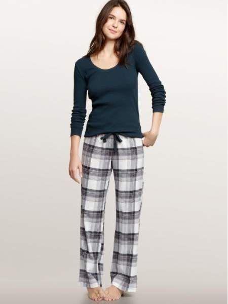 Pijama GAP para mujer Invierno 2012