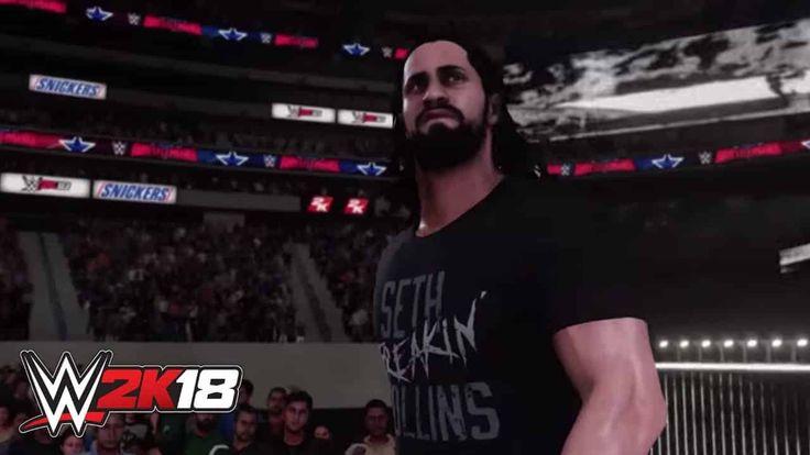 WWE 2K18 Showcases Entrances and Roster Models - http://www.sportsgamersonline.com/wwe-2k18-showcases-entrances-roster-models/