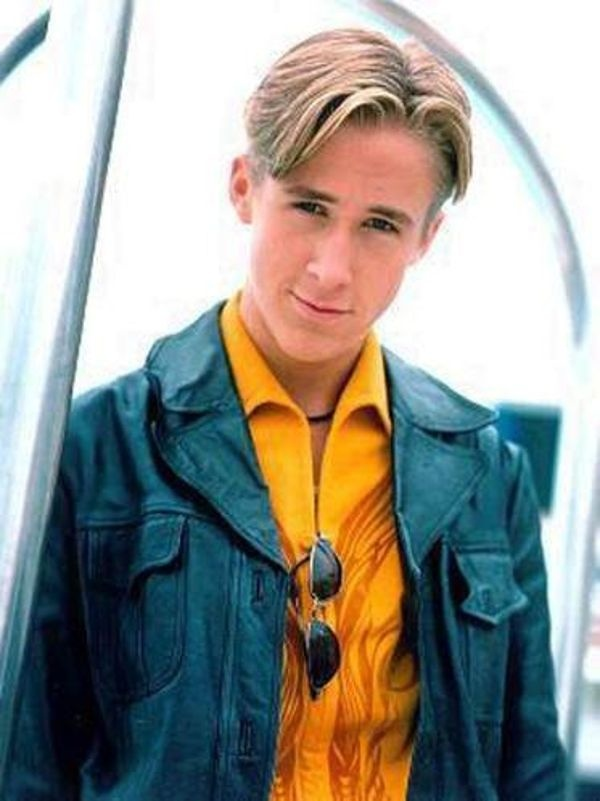 Ryan Gosling. Young Ryan. | Crushes! | Pinterest