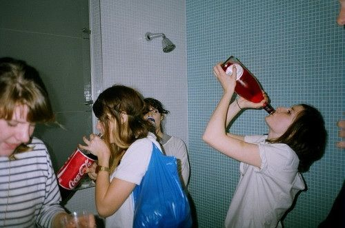 Party's are a perfect way to extract sensitive information from unwilling participants