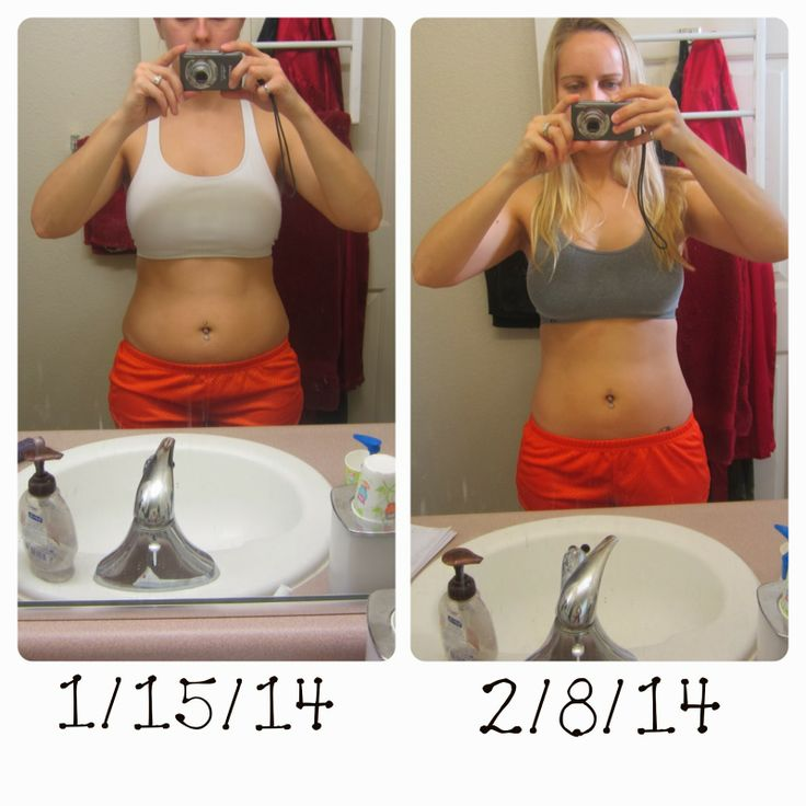 24 Day Challenge Results. It can happen to you!! :)