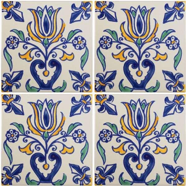 Photo of Mediterranean tile -20
