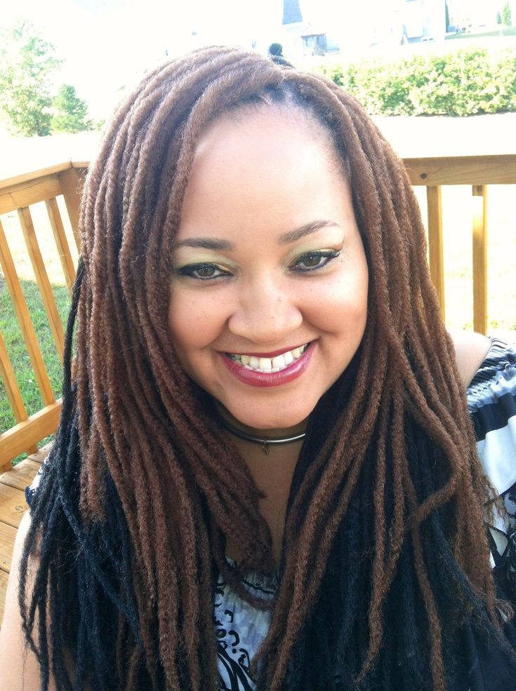 Crocheting Locs : Crochet Braid Styles, Protection Hairstyles, Trees Braids, Crochet ...