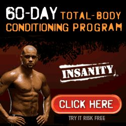 Looking For The Insanity Workout Diet Plan? We've Got It!