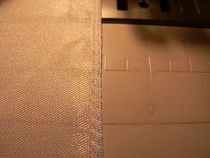 Обработка края изделия московским швом | Ярмарка Мастеров - ручная работа, handmade