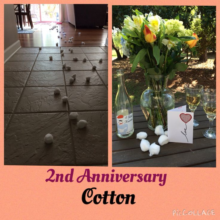 Second Wedding Anniversary Gifts: 25+ Unique Cotton Anniversary Gifts Ideas On Pinterest