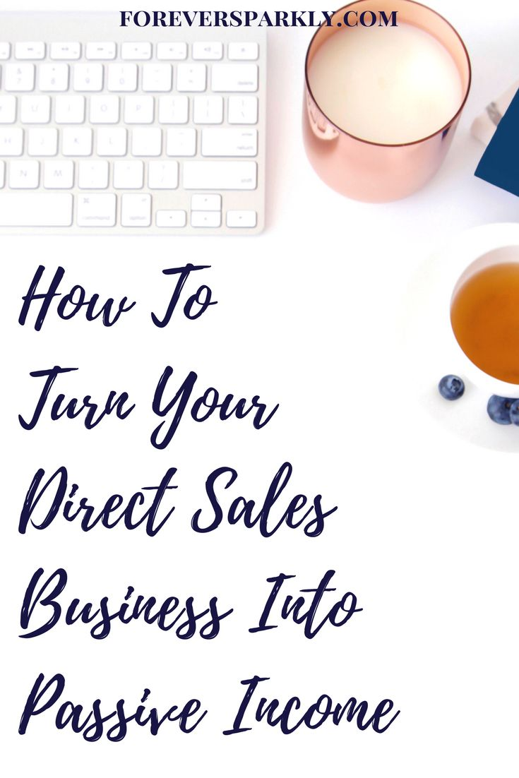 Wondering how to turn your direct sales business into passive income? Click to read 4 strategic keys to evolving your direct sales business! #passiveincome #socialmedia #directsales #affiliatemarketing