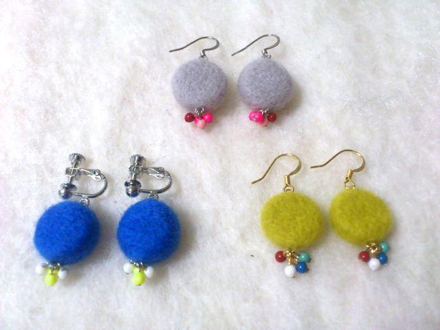 羊毛フェルト作家さん紹介〈Aoi*Tori**〉さん | 羊毛フェルト教室&Shop 「TeyneyFelt」