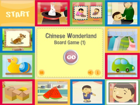 Listening/Speaking App - Chinese Wonderland Board Game 1 App for iPhone and iPad.  Miss Panda's App Pick - Fun educational  learning app for children with basic knowledge of Chinese.  Rating: 5 out of 5   FREE till 1/2/2013  #app #flteach #kids #Chinese