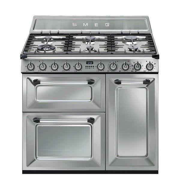 Les Meilleures Idées De La Catégorie Piano De Cuisson Smeg Sur - Cuisiniere gaz four pyrolyse inox pour idees de deco de cuisine