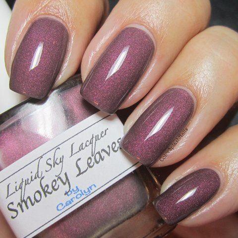 Image of Smokey Leaves